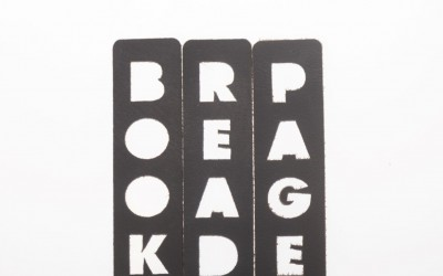 Bookmarks black-assort