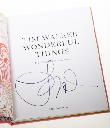 Gesigneerde catalogus Wonderful Things